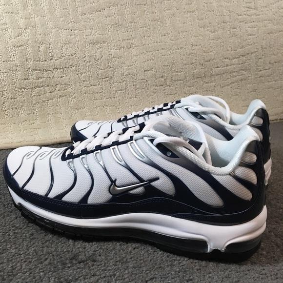 Nike Air Max 97 Plus SIZE 10.5 AH8144 100 Tune Up